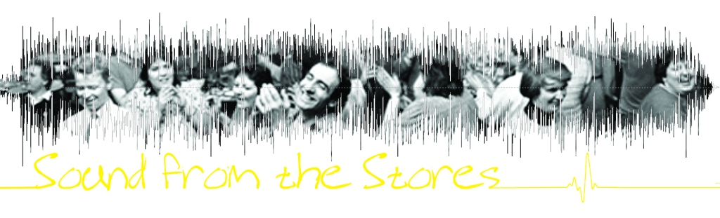 Sound from the Stores Logo