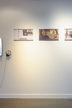 Zarina Muhammad at Home mcr as part of Ambition & Identity by Instigate Arts
